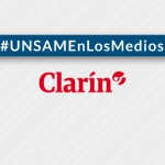 Salvador Gil escribió para <i>Clarín</i>