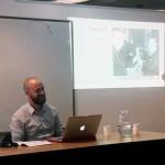 Agustín Cosovschi defendió su tesis de doctorado