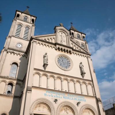 Restauración de la Iglesia Medalla Milagrosa