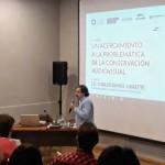 """Se realizó la actividad """"Un acercamiento a la problemática de la conservación audiovisual"""""""