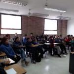 Encuentro con docentes en el marco de la III Feria de Ciencias Humanas y Sociales