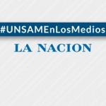 <i>La Nación</i> destacó el trabajo de Marina Simian
