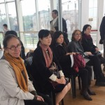 El Instituto de Artes Mauricio Kagel recibió a la Embajada de Japón