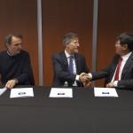La UNSAM firmó un convenio con la Fundación Protejer Argentina Textil