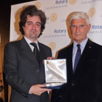El Rotary Club de Buenos Aires distinguió a Galo Soler Illia