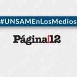 <i>Página/12</i> consultó a Natalia Ojeda