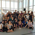 El coreógrafo Joan Clevillé visitó la Unsam