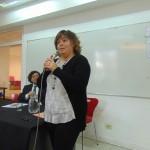 Silvia Bernatené fue electa decana de la Escuela de Humanidades
