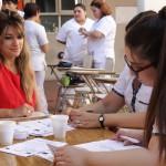 12.ª Jornada de Donación de Sangre en el Campus Miguelete