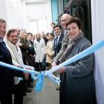 La UNSAM inauguró la nueva sede del Centro de Estudios Espigas