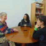 Entrevista a Claudia Fonseca en el marco de las Jornadas sobre la Infancia