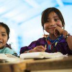 Charla abierta sobre educación y diversidad cultural