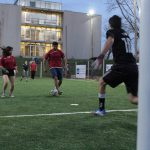 Se celebró el Día del Deporte Universitario en la nueva cancha del Campus Miguelete