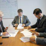 La UNSAM firmó un acuerdo con la Universidad Politécnica de Corea y la Fundación Protejer