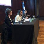 """La UNSAM participó del taller """"Mujeres en ciencia y tecnología"""""""
