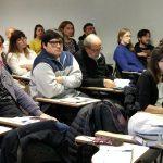 Se realizó una jornada-debate sobre la historia del arte en el IDAES