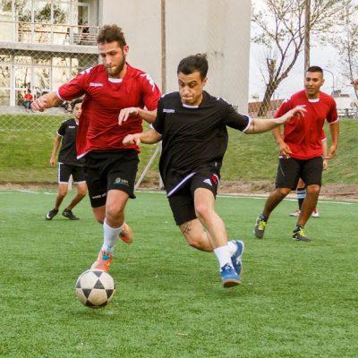 Torneos de Fútbol en el Campus