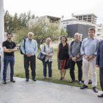 Visita de la Fundación Getty al Campus Miguelete