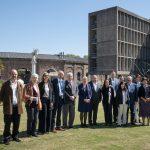 Representantes de universidades alemanas visitaron el Campus Miguelete