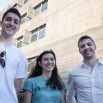Cuatro estudiantes de la UNSAM ganaron la beca Fulbright
