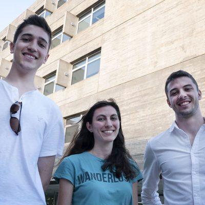Tres alumnos de la UNSAM ganaron la Beca Fulbright