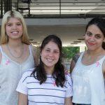 Se realizó una jornada de sensibilización sobre el cáncer de mama en el Campus Miguelete
