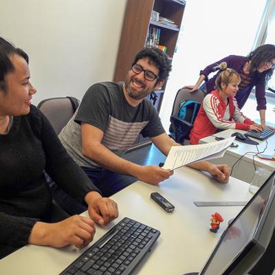 Estudiantes secundarios realizaron prácticas profesionalizantes en la Universidad