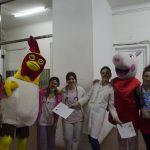 La UNSAM celebró el Día del Estudiante y de la Primavera en el Hospital Eva Perón