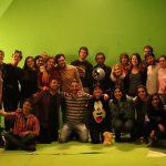 Nuevas Tecnologías de la Imagen: Primeras prácticas en sets profesionales