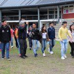 Participantes del programa Empujar visitaron el Campus Miguelete