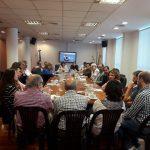Reunión con autoridades de la empresa Y-TEC YPF