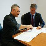 La UNSAM firmó un convenio con el Instituto Nacional del Teatro