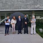 Representantes de Laboratorios Bagó visitaron la UNSAM