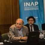 """Se realizó la charla """"Formación para el fortalecimiento de las capacidades institucionales"""""""