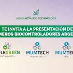 Presentación de biocontroladores argentinos incubados en la UNSAM