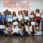Se realizó un reconocimiento a voluntarios y voluntarias de la UNSAM