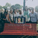 La Dirección de Género participó de la Campaña Internacional Banco Rojo