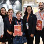 UNSAM Edita participó de la Feria del Libro de Frankfurt