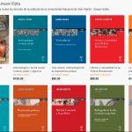 Los libros de UNSAM EDITA, ahora también en Bajalibros