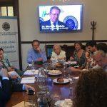 Profesores de la UNSAM integran una Comisión del Círculo de Legisladores de la Nación