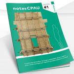 Docentes del Instituto de Arquitectura escribieron en la revista <i>Notas</i> del CPAU
