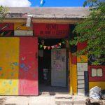 Colecta escolar para la Biblioteca Popular La Carcova