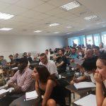 Estudiantes del CPU recibieron una charla sobre violencia en el ámbito universitario