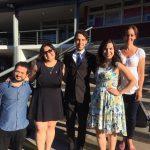 Estudiantes de la UNSAM recrearon el modelo de negociación del G-20