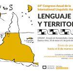 Language and Territory – 64th Annual Conference of the International Linguistic Association