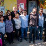 Un acuerdo para afianzar la justicia en los barrios