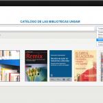 Bibliotecas UNSAM: Crece el Catálogo Cooperativo