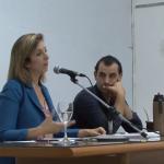 Carla Fernández brindó una capacitación sobre género en la Universidad Autónoma de Entre Ríos