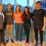 La UNSAM en los Juegos Universitarios de Verano Napoli 2019