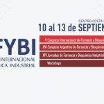 Congreso Internacional de Farmacia y Bioquímica Industrial EXPOFYBI 2019